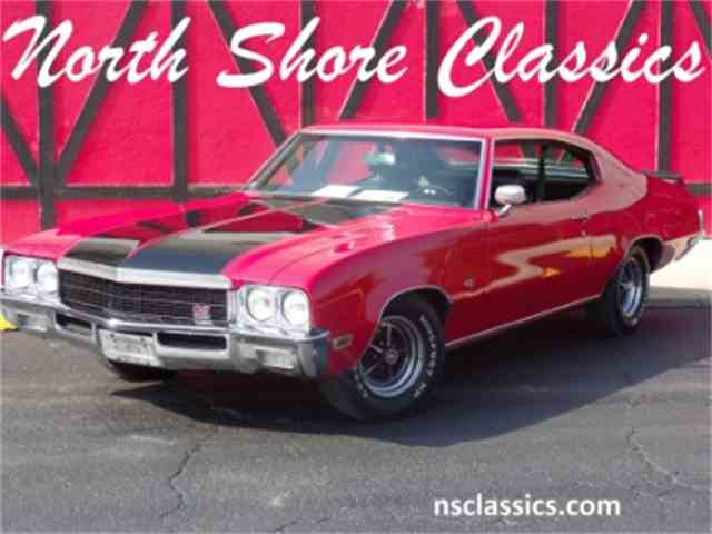 1972 Buick Skylark | 890914
