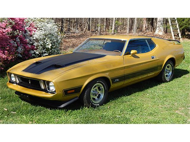 1973 Ford Mustang Mach 1 | 899143
