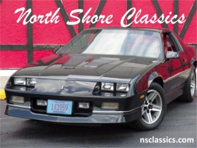 1986 Chevrolet Camaro | 890915