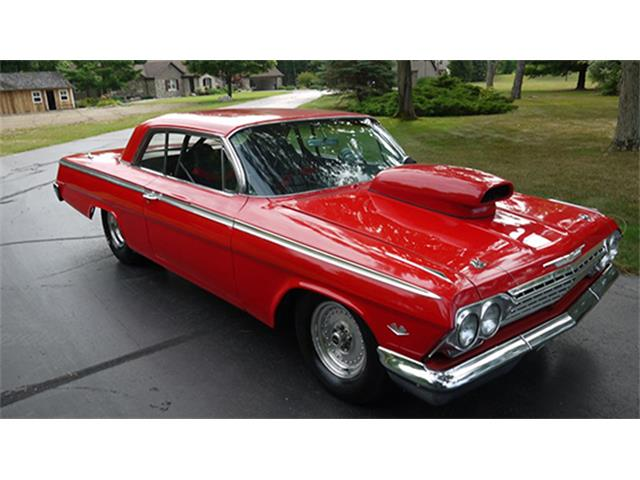 1962 Chevrolet Impala Pro Touring Sport Coupe | 899156