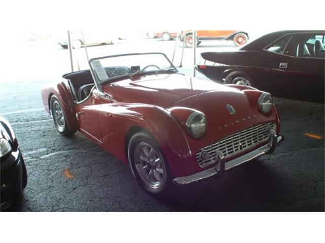 1960 Triumph TR3A | 899159