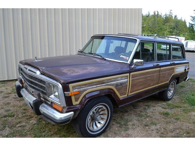 1987 Jeep Wagoneer | 890916