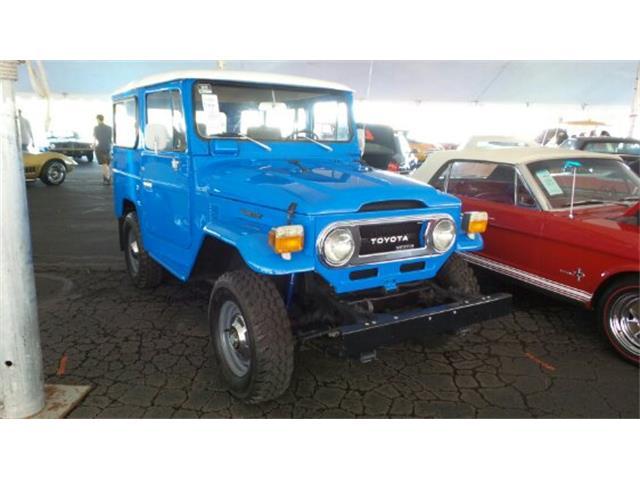 1976 Toyota Land Cruiser BJ | 899166