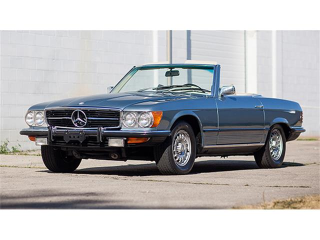 1973 Mercedes-Benz 450SL Convertible | 899167