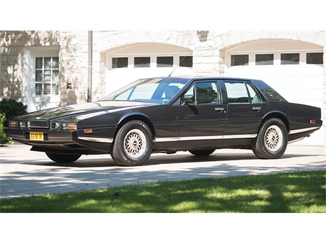 1985 Aston Martin Lagonda Series III Saloon | 899168