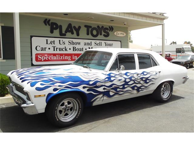 1972 Chevrolet Nova | 890917