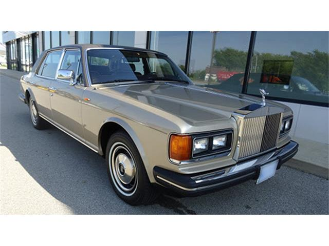 1984 Rolls-Royce Silver Spur | 899173
