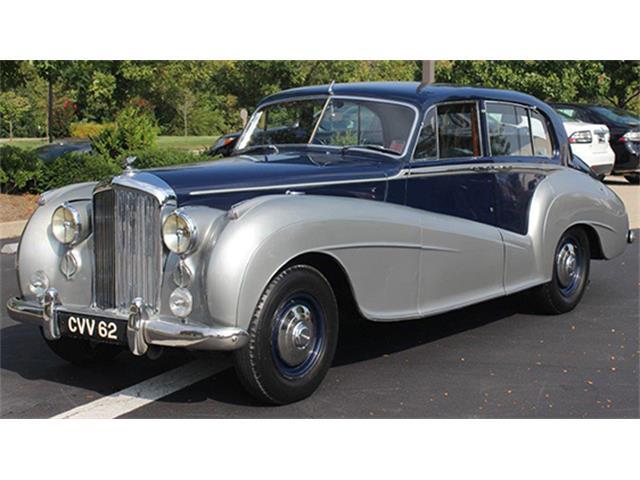 1952 Bentley MK VI Sports Saloon | 899174