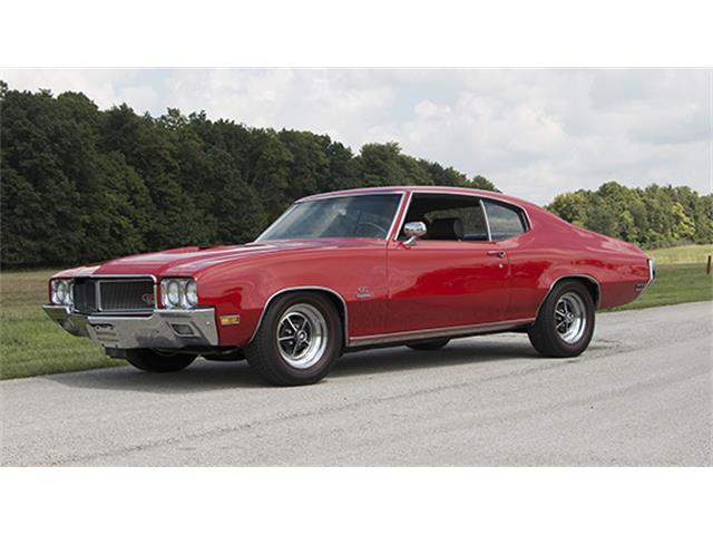 1970 Buick GS 455 Stage 1 Sport Coupe | 899178