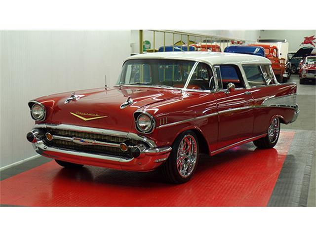 1957 Chevrolet Bel Air Nomad Station Wagon | 899184