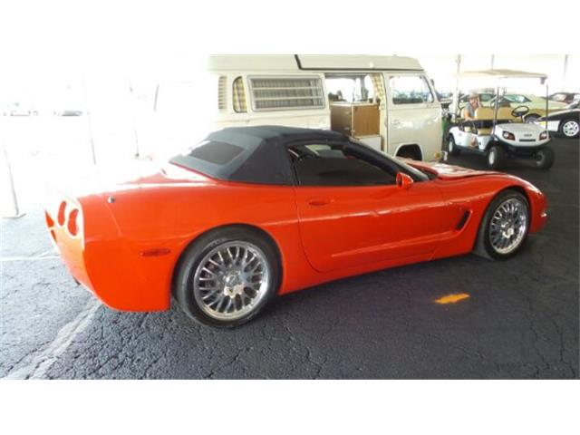 2004 Chevrolet Twin Turbo Lingenfelter Corvette Convertible | 899186