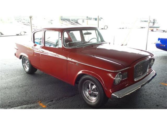 1960 Studebaker Lark Two-Door Sedan Custom | 899188