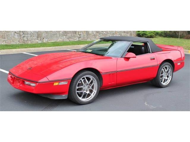 1989 Chevrolet Corvette | 890919