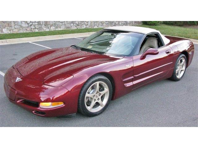 2003 Chevrolet Corvette | 890920