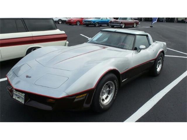 1982 Chevrolet Corvette | 899205