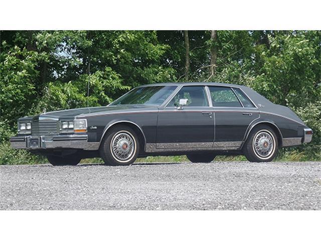 1985 Cadillac Seville Elegante | 899208