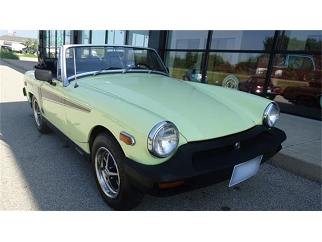 1976 MG Midget | 899209