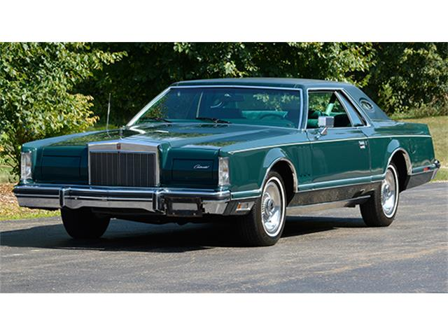 1978 Lincoln Continental Mark V | 899213