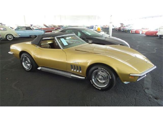 1969 Chevrolet Corvette | 899224