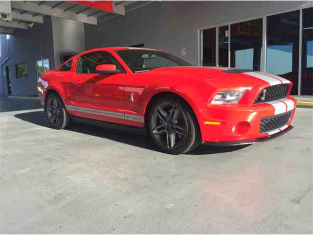 2011 Ford Mustang Shelby GT500 | 890923