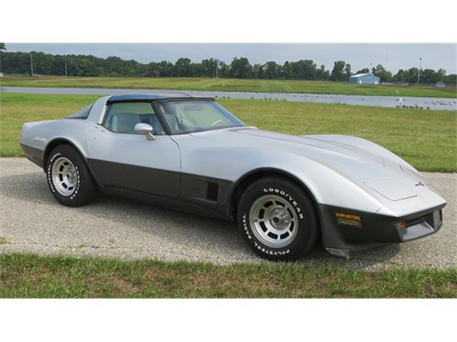 1981 Chevrolet Corvette | 899232