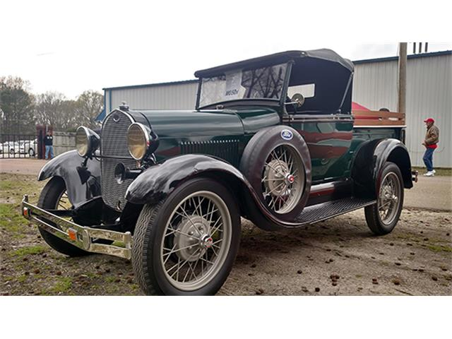 1929 Ford Model A Roadster Pickup | 899244