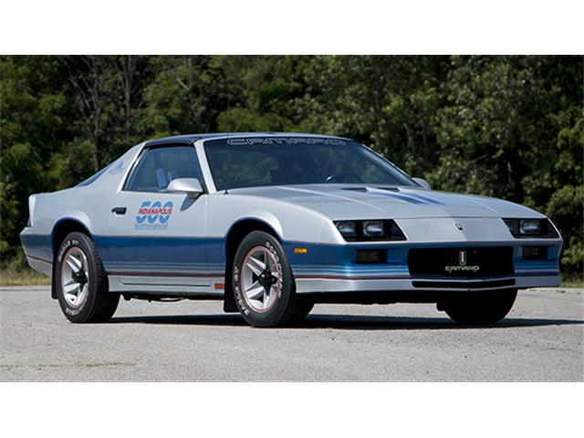 1982 Chevrolet Camaro Z28 Indy 500 Pace Car | 899246