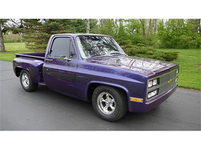 1982 Chevrolet 1/2-Ton Stepside Pickup Custom | 899252