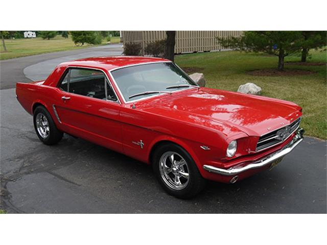 1965 Ford Mustang | 899258