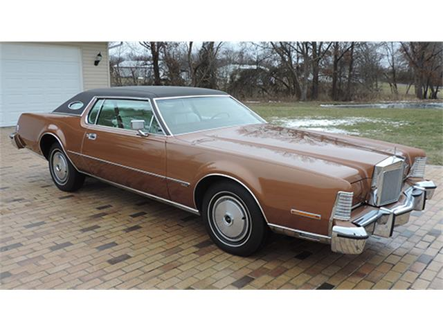 1974 Lincoln Continental Mark IV | 899268