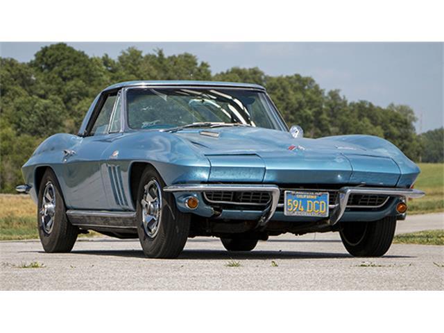 1966 Chevrolet Corvette 427/390 Convertible   899269
