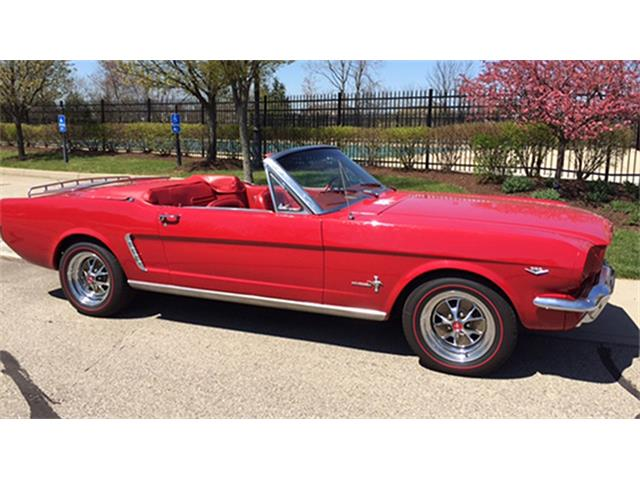 1965 Ford Mustang | 899271