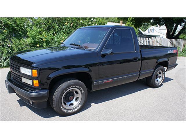 1990 Chevrolet Silverado 1500 SS 454 Pickup | 899272