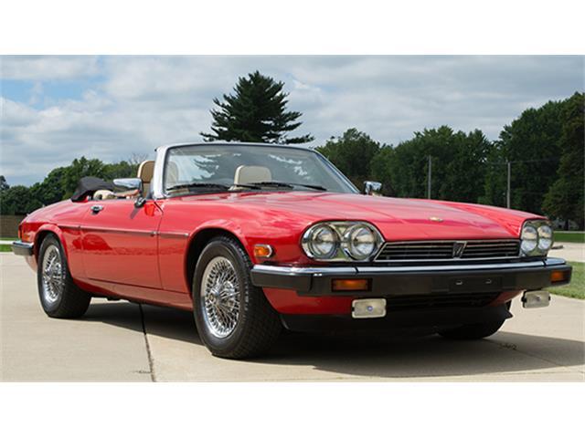 1991 Jaguar XJS   899274