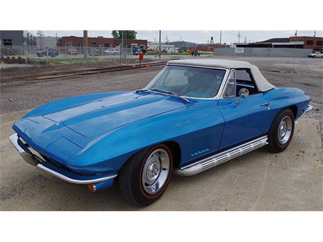 1967 Chevrolet Corvette   899278