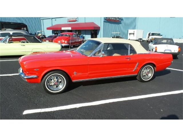 1965 Ford Mustang | 899293