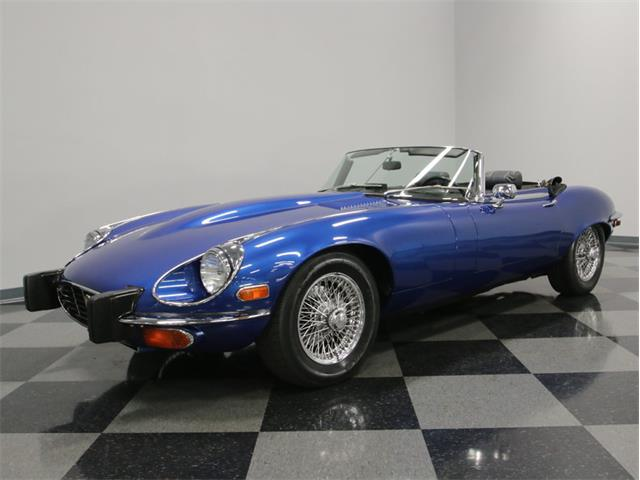 1974 Jaguar E-Type XKE Roadster | 899302