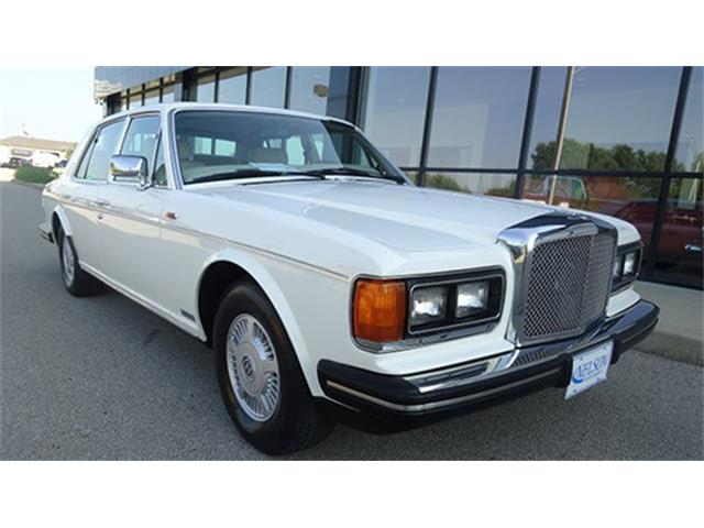 1987 Bentley Eight   899303