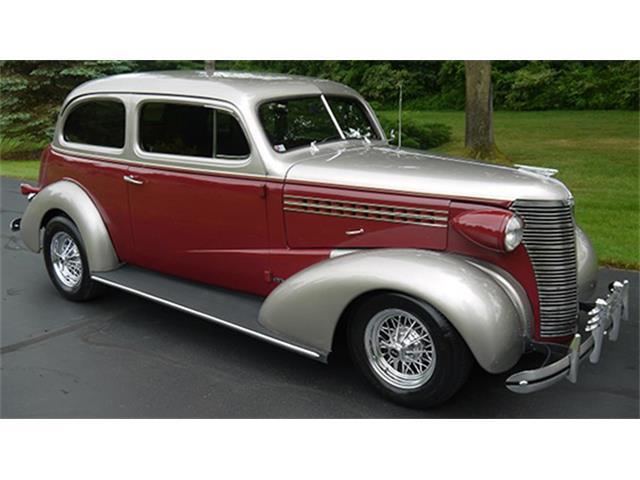 1938 Chevrolet Town Sedan Custom | 899304