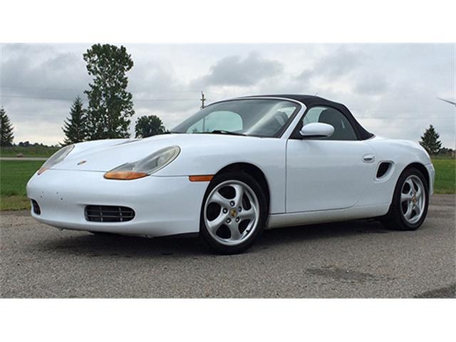 1999 Porsche Boxster | 899305