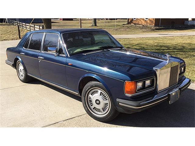 1985 Rolls-Royce Silver Spirit Saloon | 899306