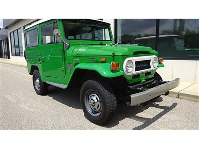 1970 Toyota Land Cruiser FJ | 899310