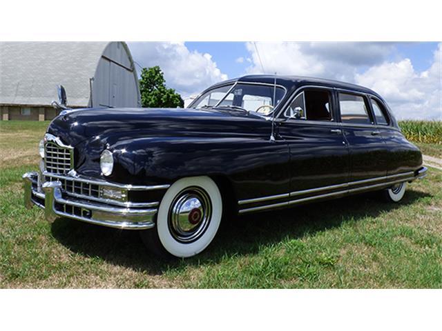 1948 Packard Custom 8 Touring Sedan | 899317
