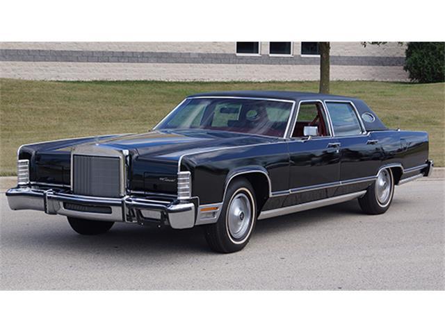 1978 Lincoln Continental   899328