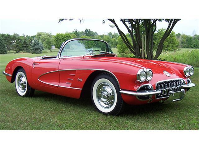 1958 Chevrolet Corvette | 899330