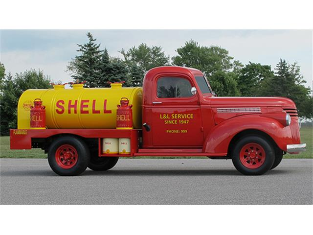 "1941 Chevrolet 3/4-Ton Model AL ""City Delivery Truck"" 