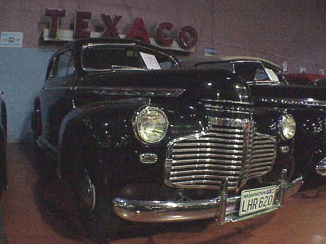1941 Chevrolet Sedan | 890940