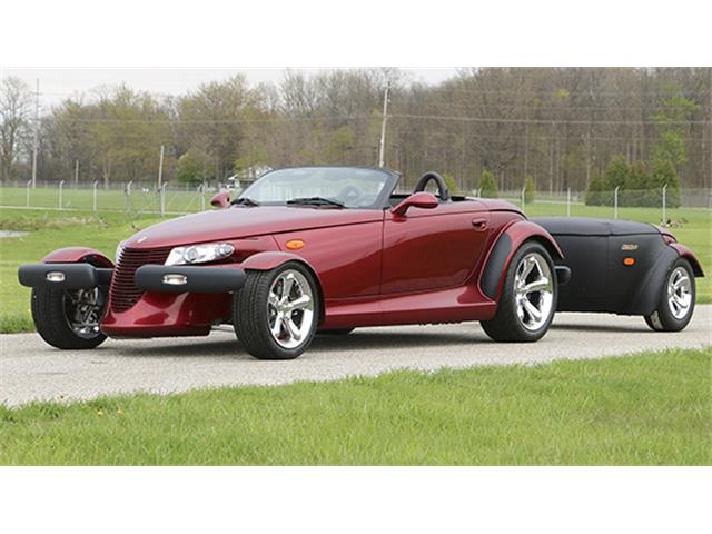 2002 Plymouth Prowler with Trailer | 899412