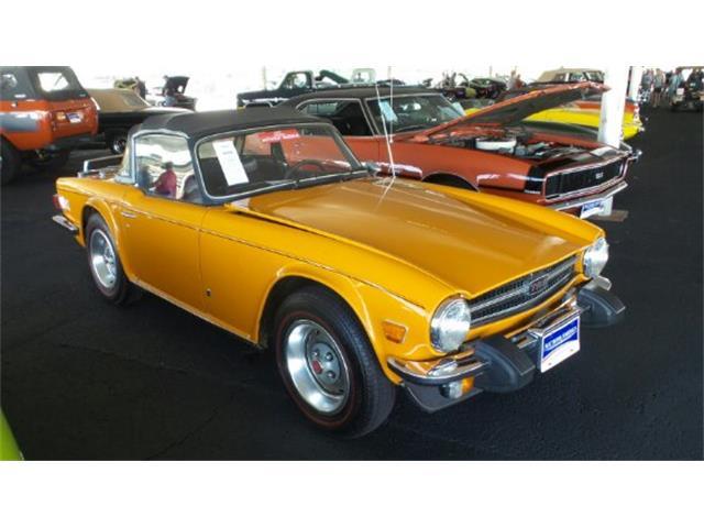 1975 Triumph TR6 | 899421