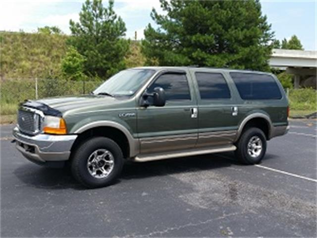 2001 Ford Excursion | 890943